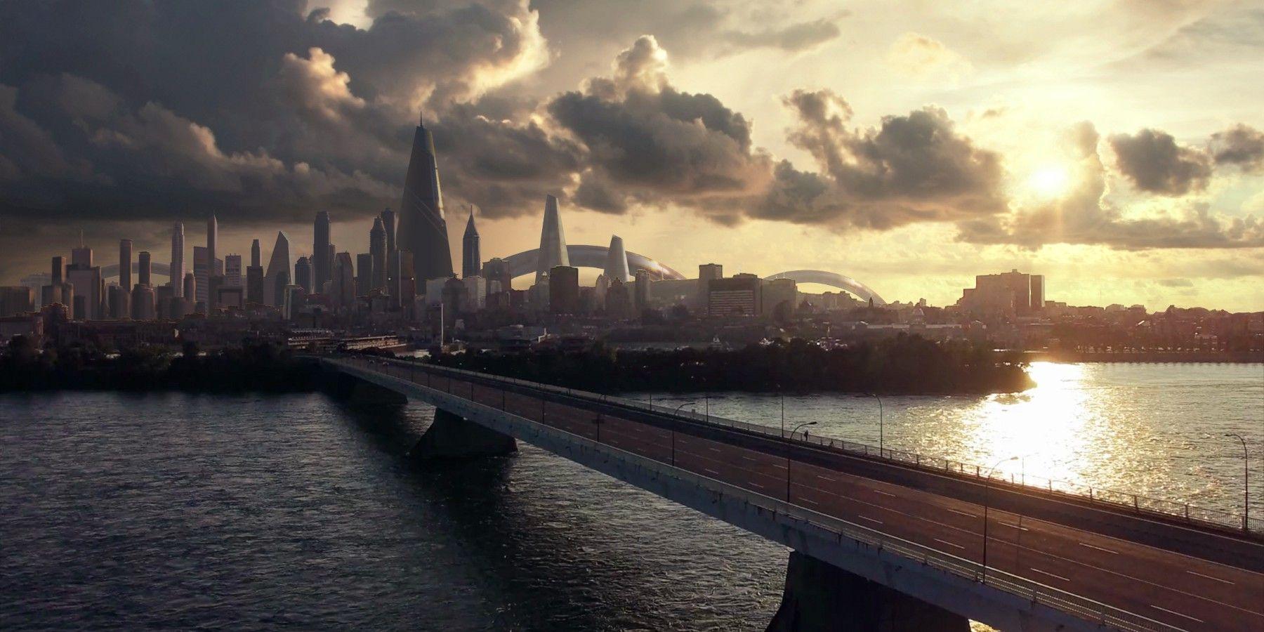 Sunset City Tutorial