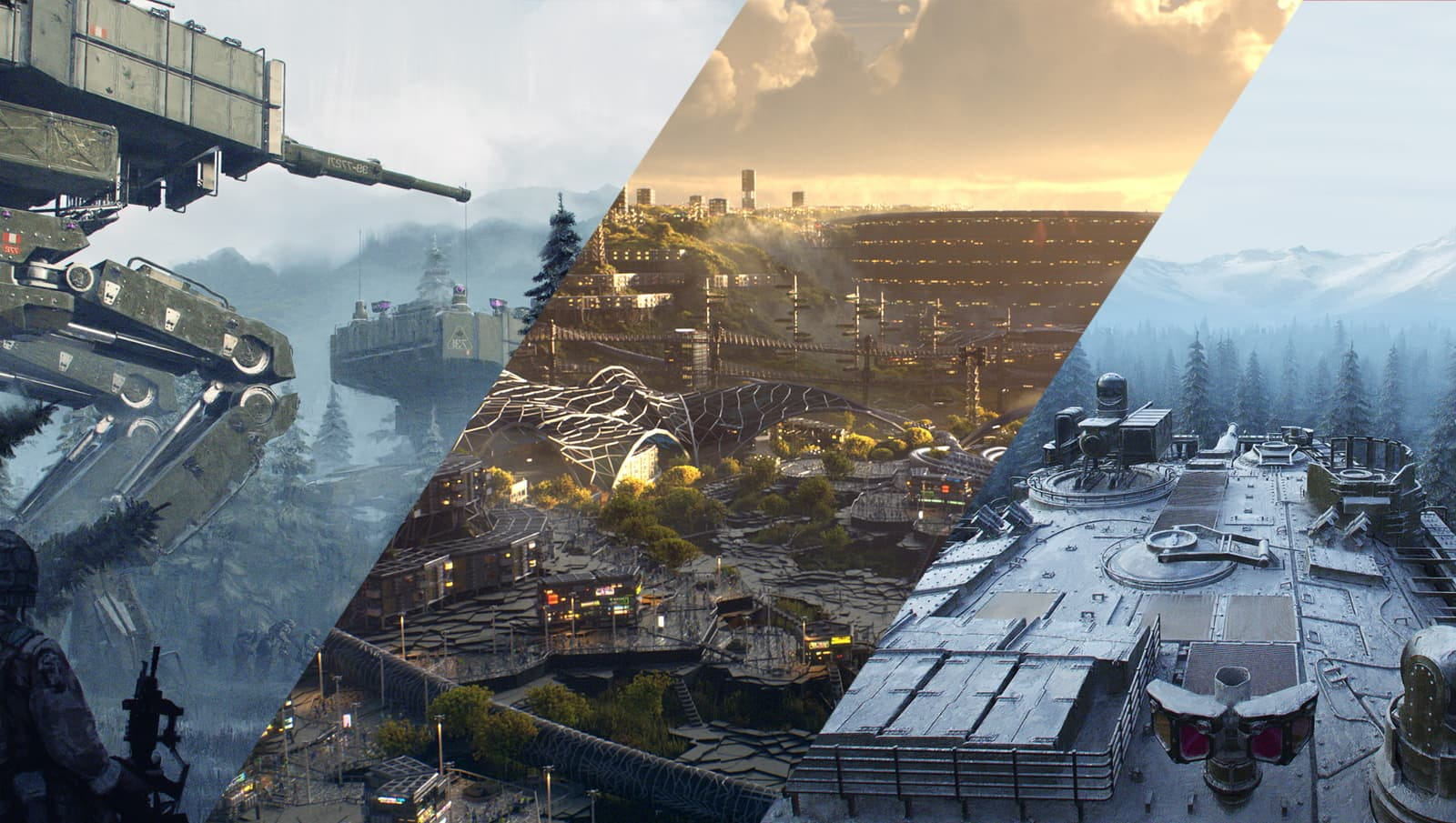 Interview with Gears Of War 5 Artist - Jeff Bartzis