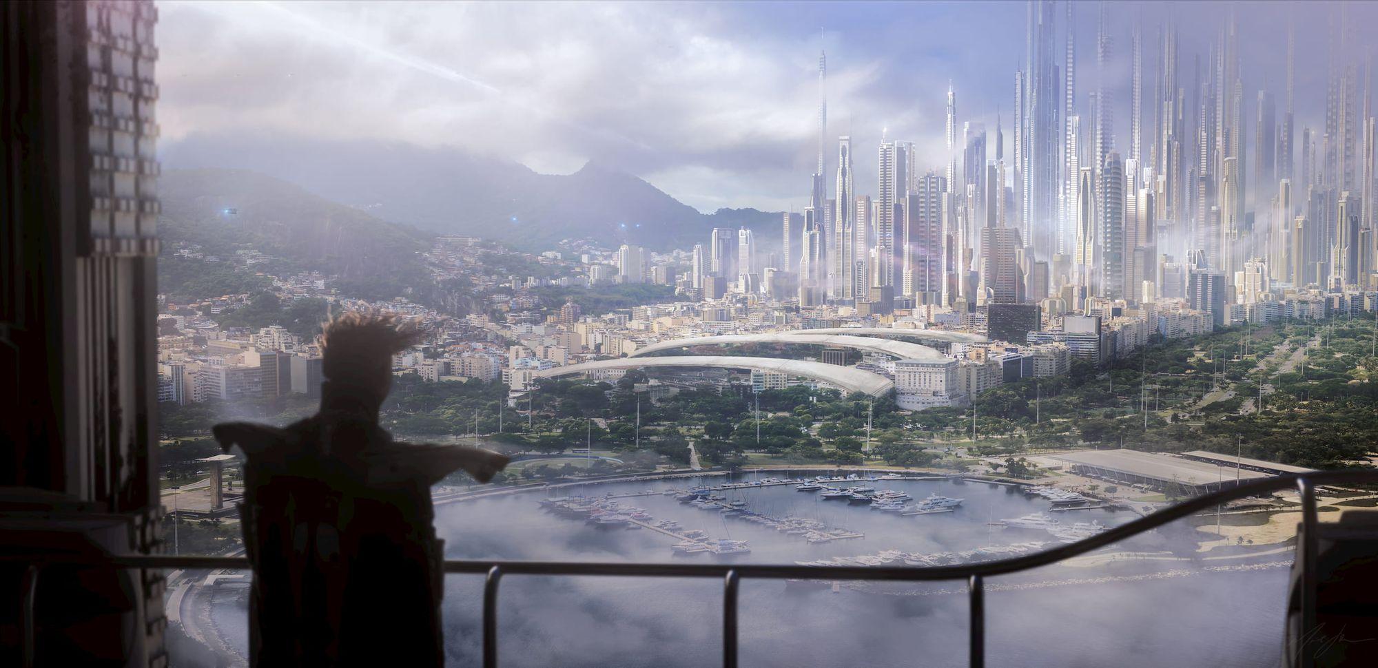 Rio Skyline Tutorial