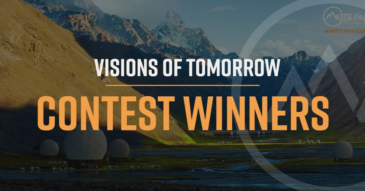 Visions of Tomorrow Finalists and Winners