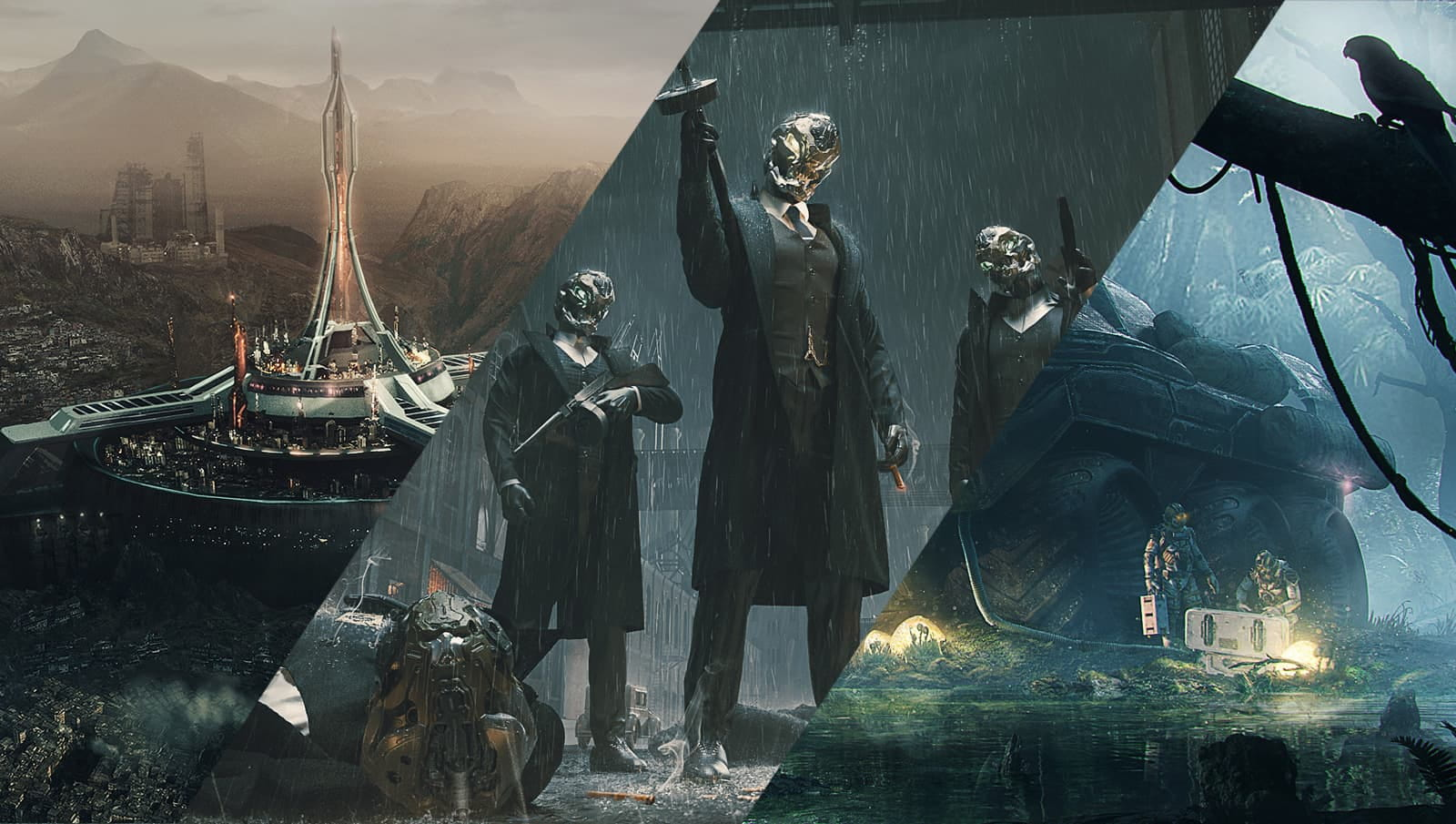 Interview with Concept Artist and Illustrator, Christo Crafford