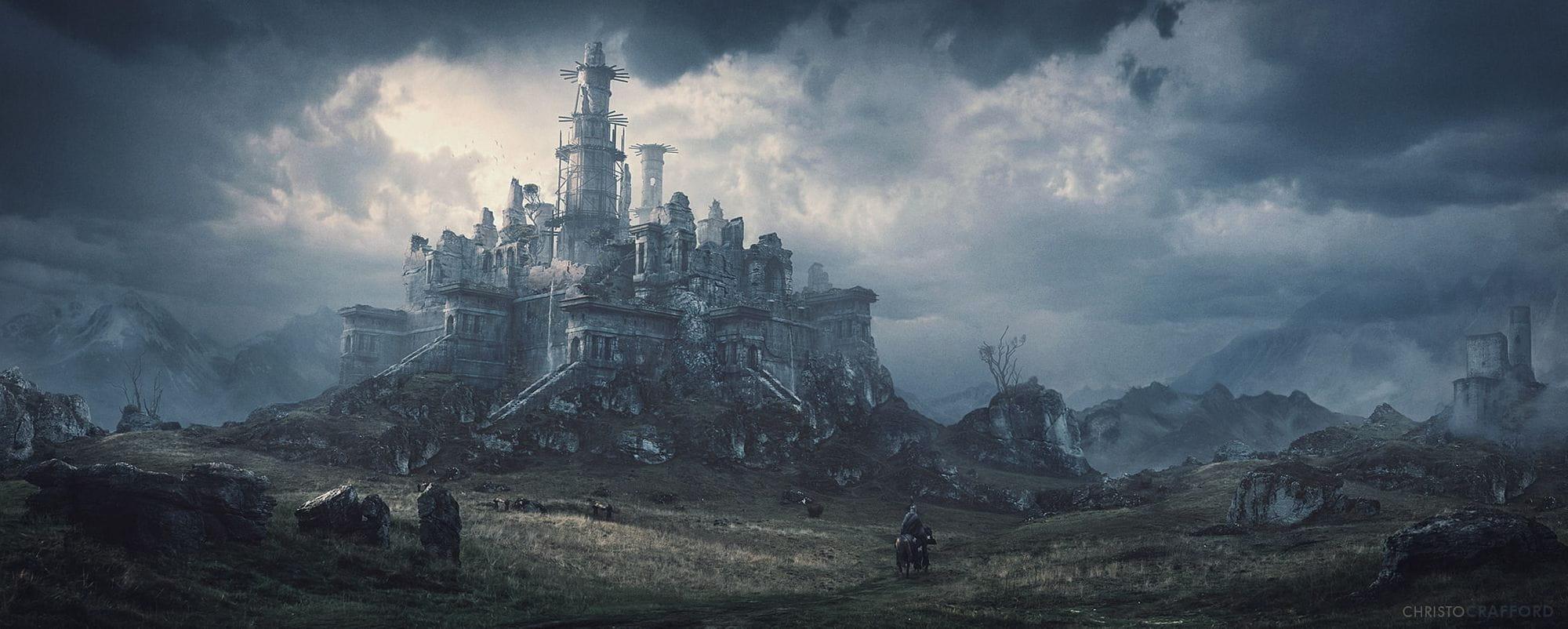 Castle Ruins Tutorial