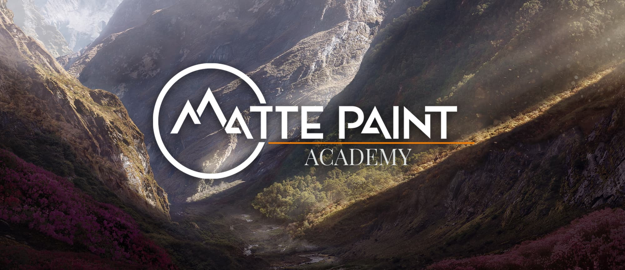 """Perspective Repeat"" with Conrad Allan and the MattePaint Academy"