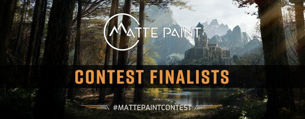 MattePaint Contest Winners