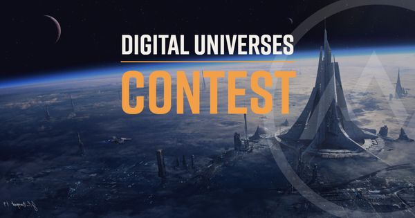 The Digital Universes MattePaint Contest Finalists!